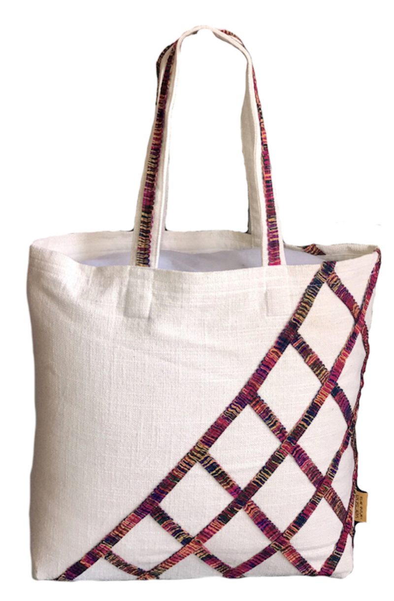 Designer Tote Bags | Tote Bags Online India | Hand Painted Tote ...