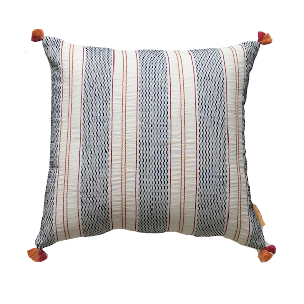 Drizzle Stripe Cushion