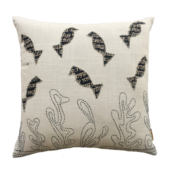 Free Birds Cushion