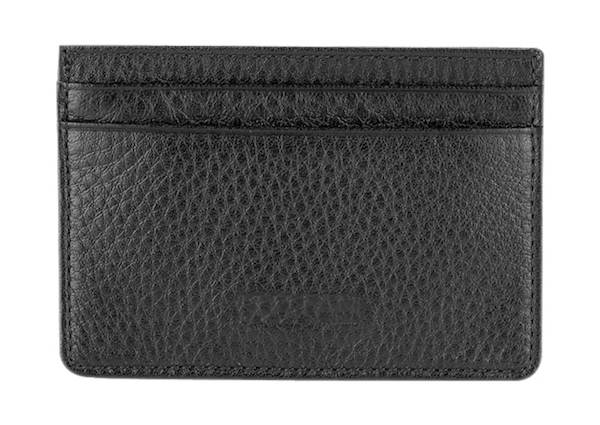 Leather Card Case: Bupa
