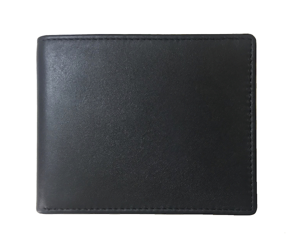 Leather Wallet: Subs Trifold