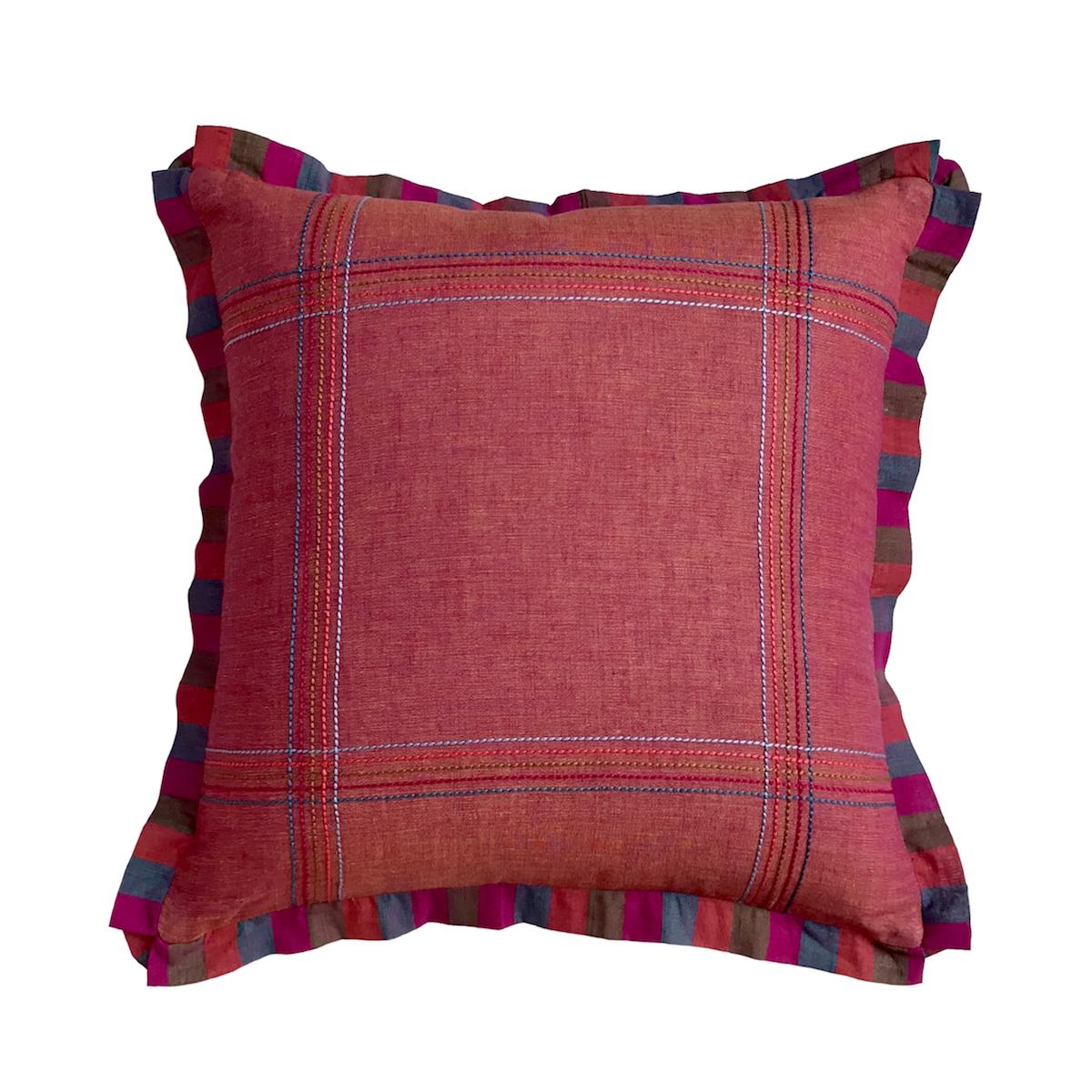 Minas Khadi Tic Tac Cushion Varsha Co # Muebles Tic Toc