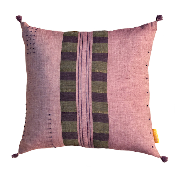 Minas Khadi Track Cushion